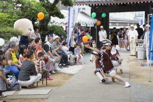 徳島市壽量寺 開基400年記念08