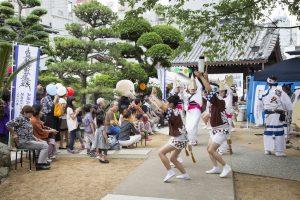 徳島市壽量寺 開基400年記念09