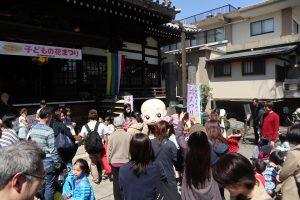 常圓寺の子供の花まつり (4)